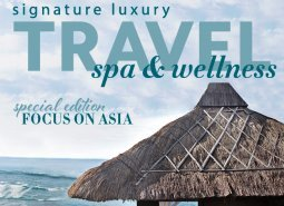 Signature Spa Wellness Travel Magazine, Karen Goudge, Cook Islands