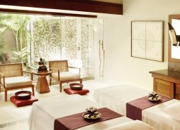 Nira Spa treatment room